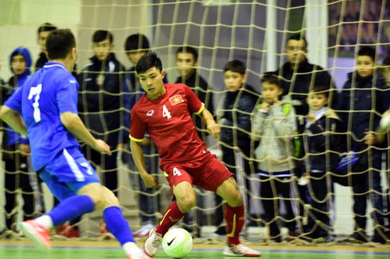 Futsal team targets Asia top five berth