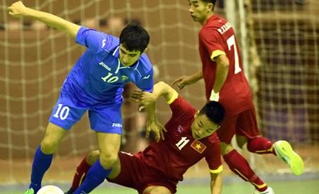 VN, Uzbekistan friendly match ends in draw