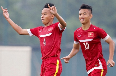 VN placed in Group A at ASEAN U-16 tournament