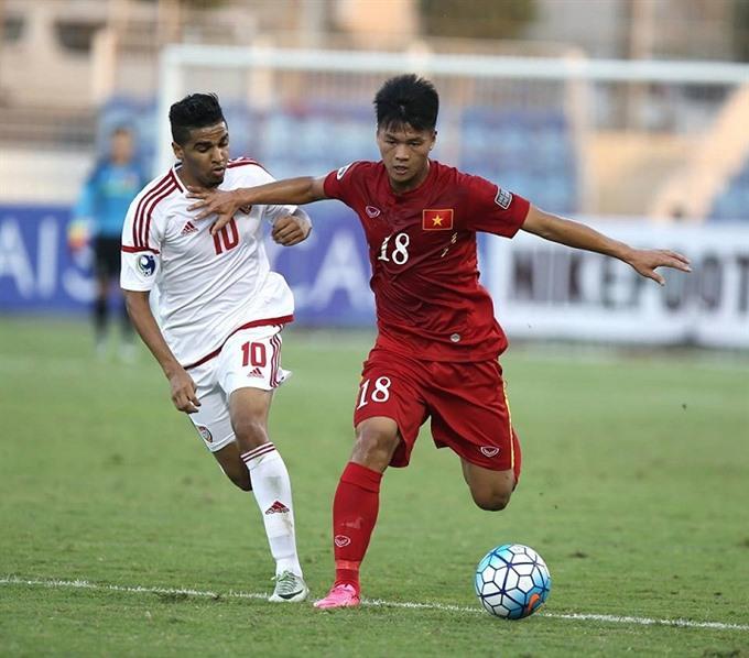 10-man Việt Nam tie UAE in U19 champs