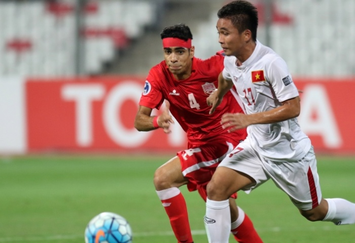 VIETNAM MAKE FIFA U-20 WORLD CUP FOR FIRST TIME EVER