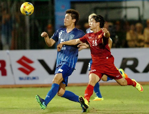VN tie with Avispa Fukuoka in friendly