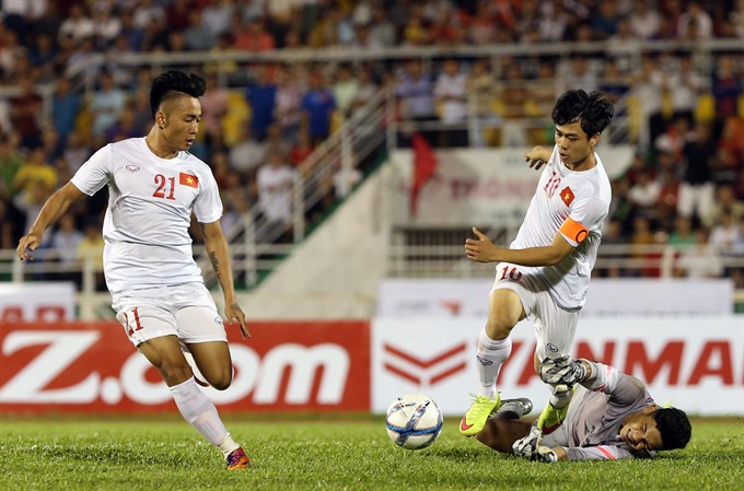 VN football set out ambitious goals