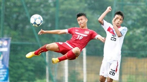 Việt Nam draws with Yunnan in youth football tournament