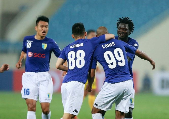 Hà Nội FC coast through at AFC Cup