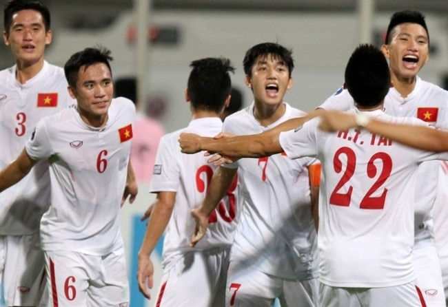 Việt Nam satisfy with World Cup's draw