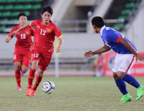 U20 Việt Nam lose to Borussia Monchengladbach