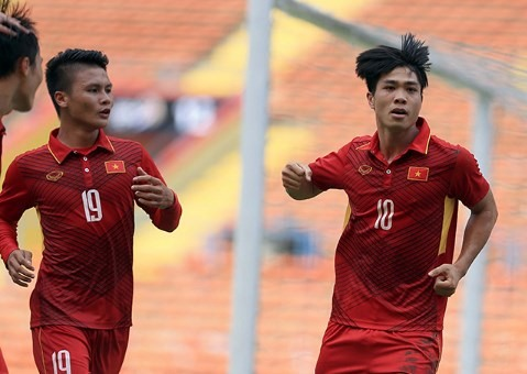 VN win 4-0 in M-150 Cup's first match