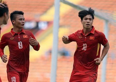 Four Vietnamese in ASEAN's best players' list