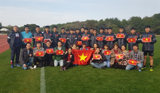 Việt Nam finish second in ASEAN friendly tournament