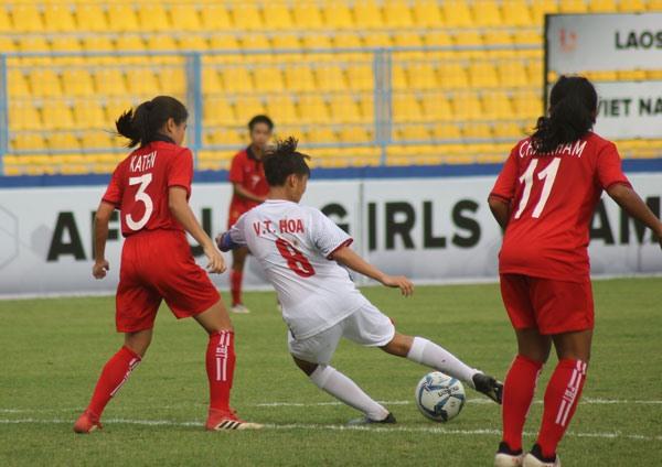 Việt Nam wins bronze medal at AFF U16 event