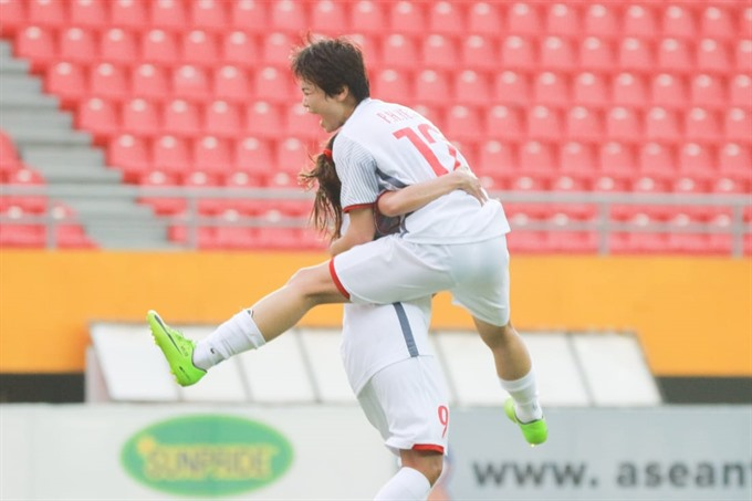 Việt Nam win bronze at AFF women's champs