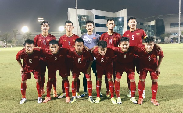 Việt Nam beat Ivory Coast in int'l football event