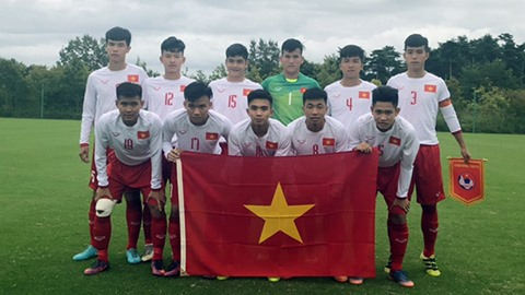 Việt Nam rank fourth in Jenesys football event
