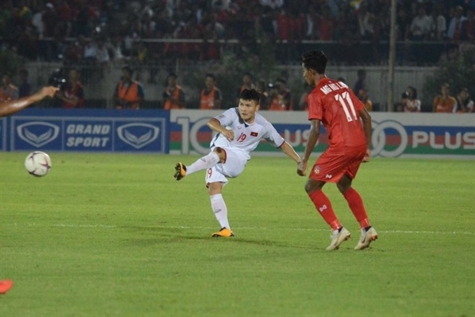 Three Vietnamese players named in AFF Cup Best XI