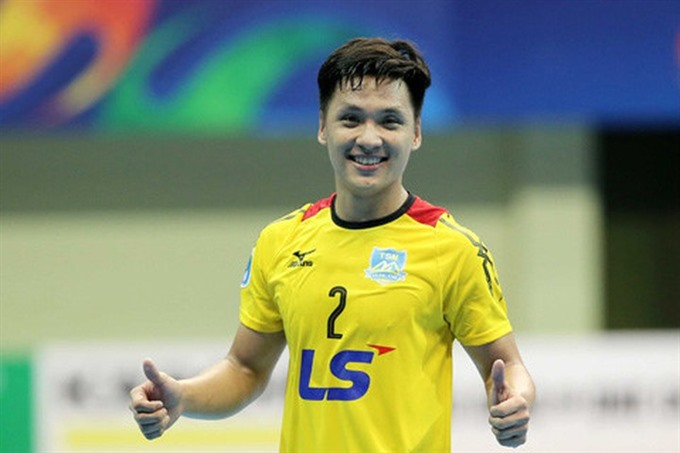 Ý nominated for list of the world's top futsal goalkeepers