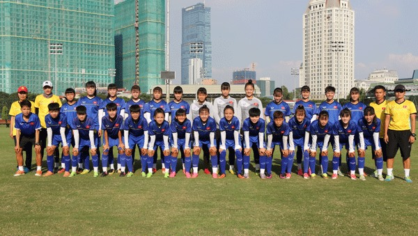 Việt Nam ready for AFC Women's U16 champs