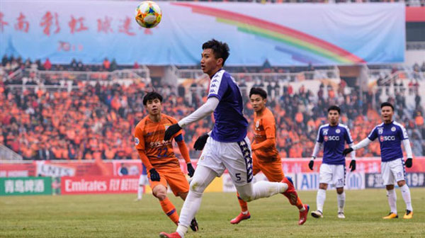 Hà Nội head home after Champions League defeat