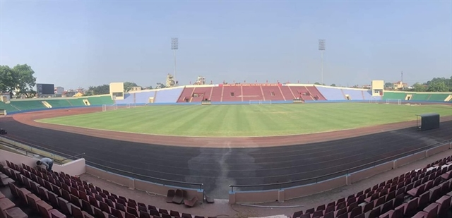 U23 Việt Nam vs U23 Myanmar friendly to play in Phú Thọ Province