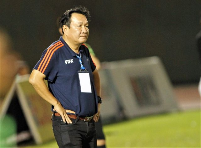 Phúc resigns, Việt to take charge Quảng Nam in V.League