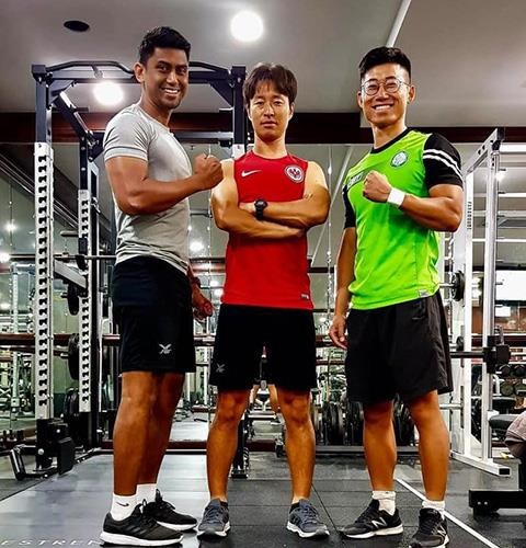 HAGL hires South Korean fitness expert