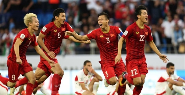 Việt Nam drawn against regional rivals for World Cup qualifiers