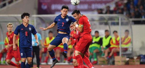 MD6 - Group G: Vietnam 0-0 Thailand